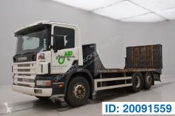 Camión portacoches Scania P