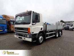 Ciężarówka DAF CF 75.250 platforma używana