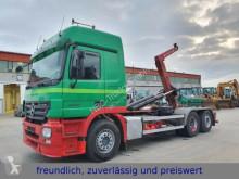 Camion dublu Mercedes * ACTROS 2546 * 6x2 * ABROLLKIPPER * LIFTACHSE *