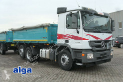 Camion Mercedes 2744 L Actros 6x2, Kempf, Luft-Lift, Retarder tri-benne occasion