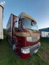 Camion rideaux coulissants (plsc) Renault Premium 460
