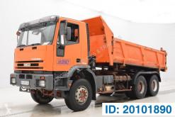 Camión Iveco Eurotrakker 260E34 volquete volquete bilateral usado