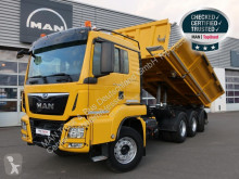 Camión volquete volquete trilateral MAN TGS 35.460 8X4-4 BL Bordmatik NLA gelenkt/liftbar