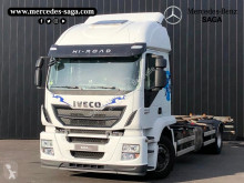 Camion Iveco Stralis AT 190S42 E6 porte containers occasion