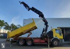 Camião basculante para obras Iveco Eurocargo