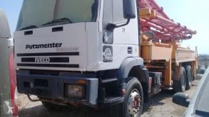 Kamyon beton beton pompası Iveco Trakker 380