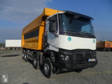 Camion Renault Gamme K 460 benne occasion