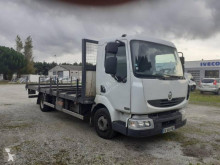 Camião estrado / caixa aberta porta ferros Renault Midlum 220 DCI