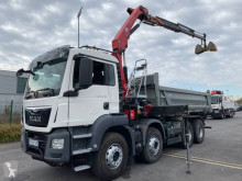 MAN two-way side tipper truck TGS 35.480