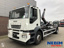 Camion Iveco Stralis polybenne occasion