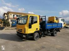 Camión Iveco Eurocargo 75 E 16 volquete usado