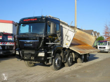 MAN billenőkocsi teherautó TG-S 35.400 8x4 BB 4-Achs KipperBordmatik Schalter