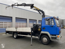 Camión DAF 55-180 Palfinger PK 9001, Extra Funktion, Kran, Grua, Crane TUV 02-2021 caja abierta usado