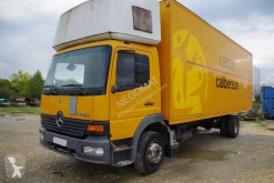 Camion fourgon Mercedes Atego 1218