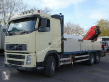 Volvo flatbed truck FH 12 380 PK27000