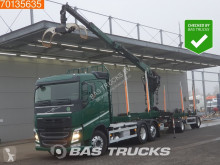 Volvo FH trailer truck used timber