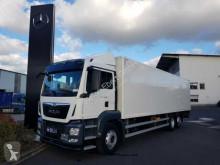 MAN furgon teherautó TGS 26.360 6x2 Koffer 9,50m + LBW 32.000km