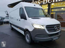 Mercedes Sprinter Sprinter 319 CDI Aut 4325 MBUX LED Klima Schwing fourgon utilitaire occasion