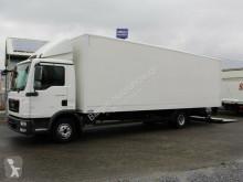 Camião MAN TGL 12.220 BL Koffer 8,15m! LBW furgão usado