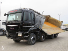 MAN TG-S 35.400 8x4 BB 4-Achs Kipper Meiller Bordmatik truck used tipper