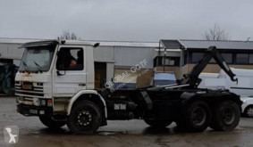 Scania H 113H truck used hook arm system