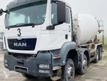 Camión hormigón cuba / Mezclador MAN TGS 41.400 8x6 BB 41.400 8x6 BB Liebherr ca. 10m³