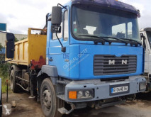 MAN 19.314 truck used tipper