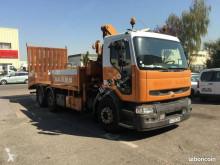 Camião porta máquinas Renault Premium 270.26