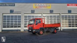 Camión MAN L2000 10.185 volquete trilateral usado