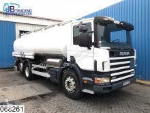 Camión cisterna productos químicos Scania 94 300 Fuel tank, 21630 liter, 5 Compartments, Manual, Retarder, Airco