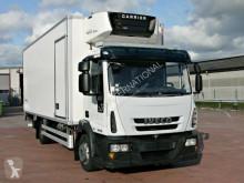 Camión Iveco 120E18 KUHLKOFFER CARRIER SUPRA 750 MT. AIRCO frigorífico usado