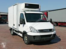 Camion Iveco 35C15 DAILY KUHLKOFFER CARRIER XARIOS 500 frigo occasion
