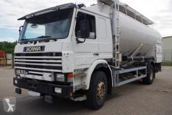 Camión cisterna alimentario Scania M 93M