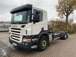 Scania P 340 truck used chassis