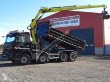 Camion Volvo FMX 460 bi-benne occasion