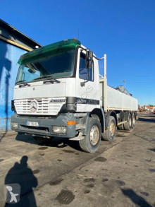 Mercedes dropside truck Actros 3235