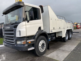 Scania P 380 truck used car carrier