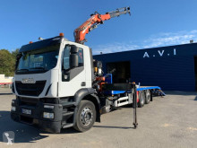 Camion transport utilaje Iveco Stralis AD 260 S 33 Y/FP-CM