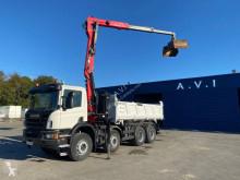 Camión volquete volquete bilateral Scania P 400