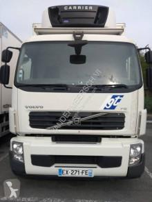 Volvo multi temperature refrigerated truck FE