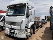 Camión portacontenedores Renault Premium 450