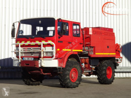 Renault fire truck 200 85.150 camiva ccf 0 pomp - feuerwehr - fire brigade - brandweer - water tank