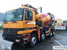 Camión hormigón mezclador + bomba Mercedes Actros 3235
