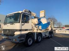 Mercedes concrete mixer + pump truck concrete truck Actros 3235