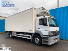 Mercedes mono temperature refrigerated truck Atego
