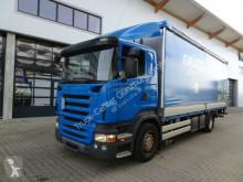Camion cu prelata si obloane Scania R 380 7,7 M P+P+LBW AHK EU5
