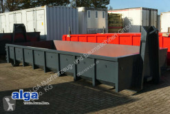 ALGA, Abrollbehälter, 10m³, Sofort verfügbar,NEU használt billenőkocsi