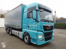 Camion châssis MAN TGX 26.480 Wechselfahrgestell BDF mit Brücke 6x2