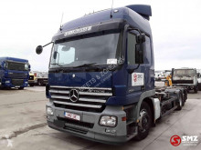 Camión portacontenedores Mercedes Actros 2541
