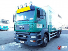 Camión MAN TGA 26.310 remolque ganadero para ganado bovino usado